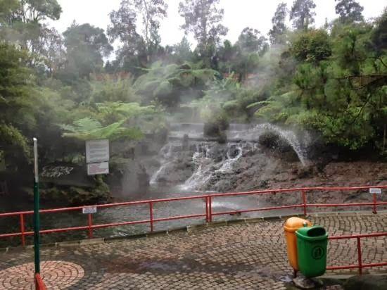 Sari Ater hot spring Wisata Bandung