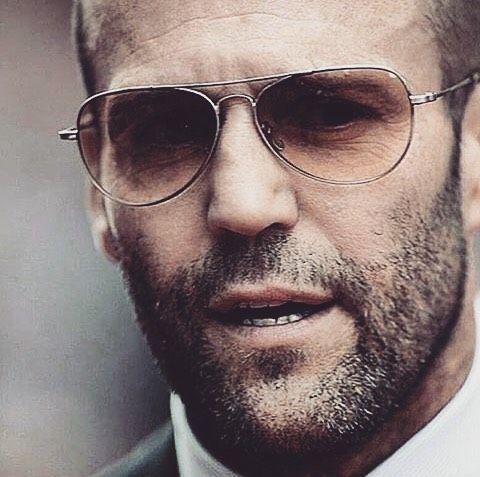 Jason Statham ❤