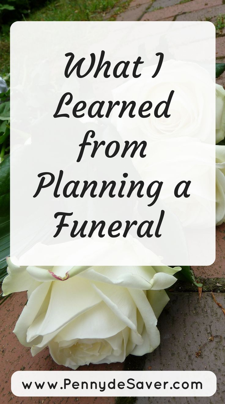 Funeral Costs -What I Learned from Planning a Funeral