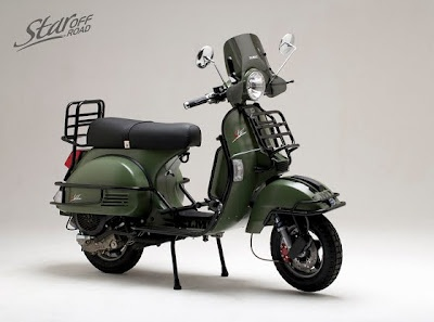 Star Off-Road Scooter