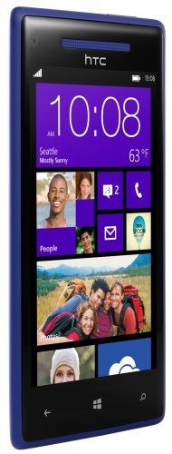 KapanAjah Mygadget: Wireless: HTC 8X C620E 16GB Unlocked GSM Smartphone (Blue) with 8 MP Camera, 4.3-Inch Touchscreen, Dual-core 1.5 GHz, Wi-Fi and GPS - No Warranty