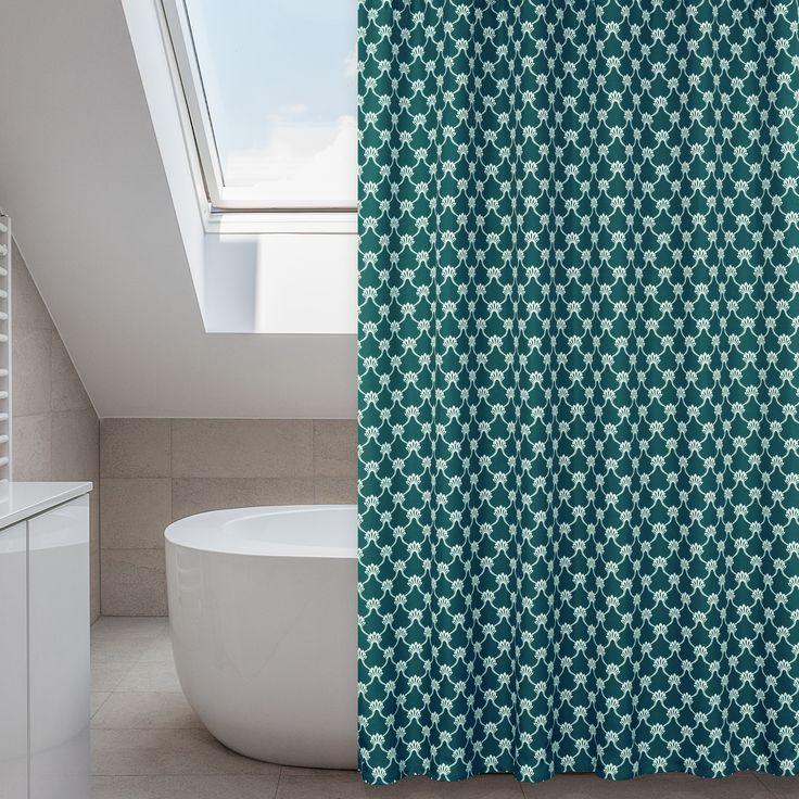 Manhattan Shower Curtain Set