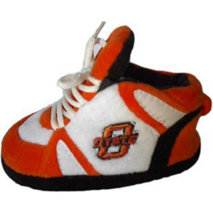 Comfy Feet NCAA Baby Slippers - Oklahoma State Cowboys - OKS03PR