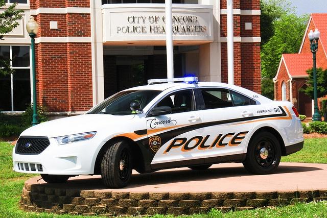 2013 ford police interceptor concord north carolina by city of concord nc via