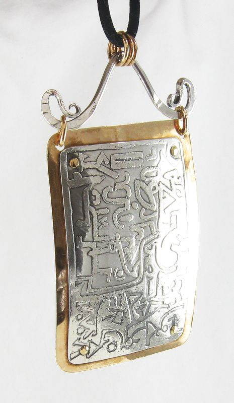 Jewelry with a Secret Symbolic Message - Tribal - African - Ritualistic - Shaman Jewelry