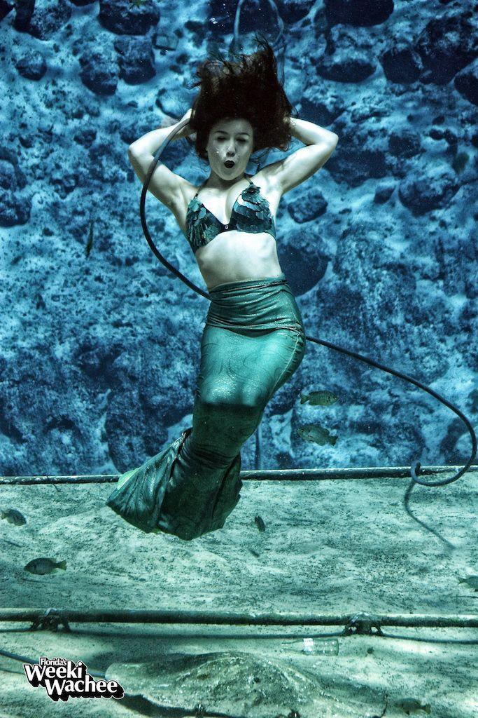 665 best mermaids of weeki wachee images on pinterest