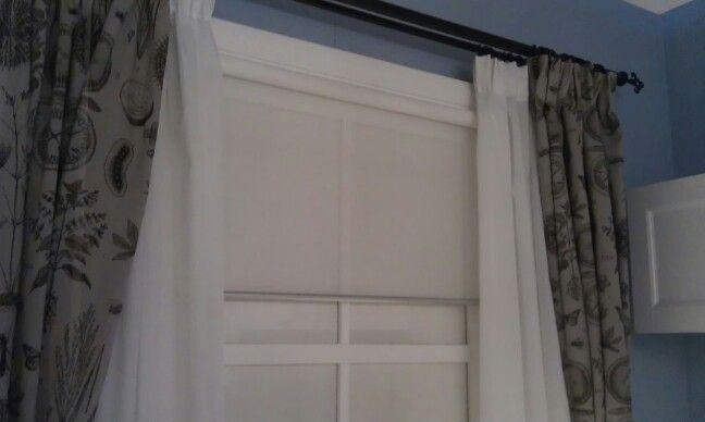 Ikea blavinge curtains