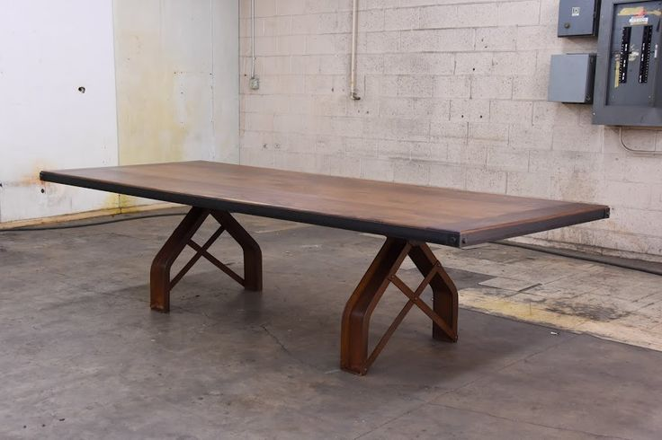 Rouille Table by Vintage Industrial Furniture