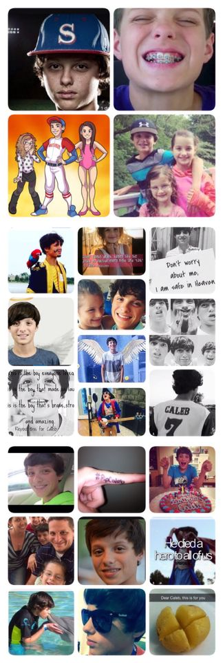 "Caleb Logan (Bratayley) 13/07/02 - 01/10/15 He was only young and will be deeply missed by many, but he is in a much better place now. My sympathy goes to his family especially. Caleb the boy everyone loved, the boy who made us laugh, is the boy who is brave, strong and amazing. After his Seth his younger sister Hayley said ""every night I will go out side and talk to him up in Heaven."" His medical condition was hypertrophic cardiomyopathy which was undetected and it needs to be know more…"