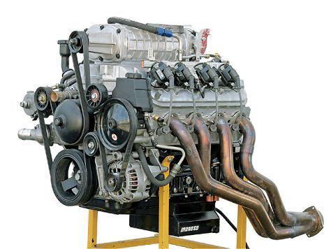LQ9 Truck Engine - Blown Alky LS  - Tech - Hot Rod Magazine