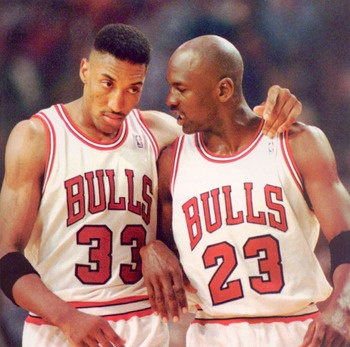 Greatest sports duo ever?