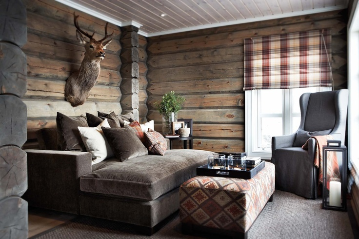 Man cave couch? Loved that it's for two, deep and cozy. Like the bench too. Prefer leather bench or solid material.