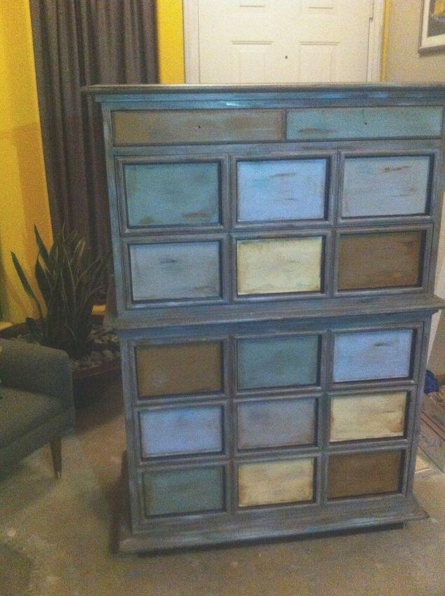 благотворительный магазин найти проблемные и почти закончил, роспись мебели, просто сейчас ждем оборудование