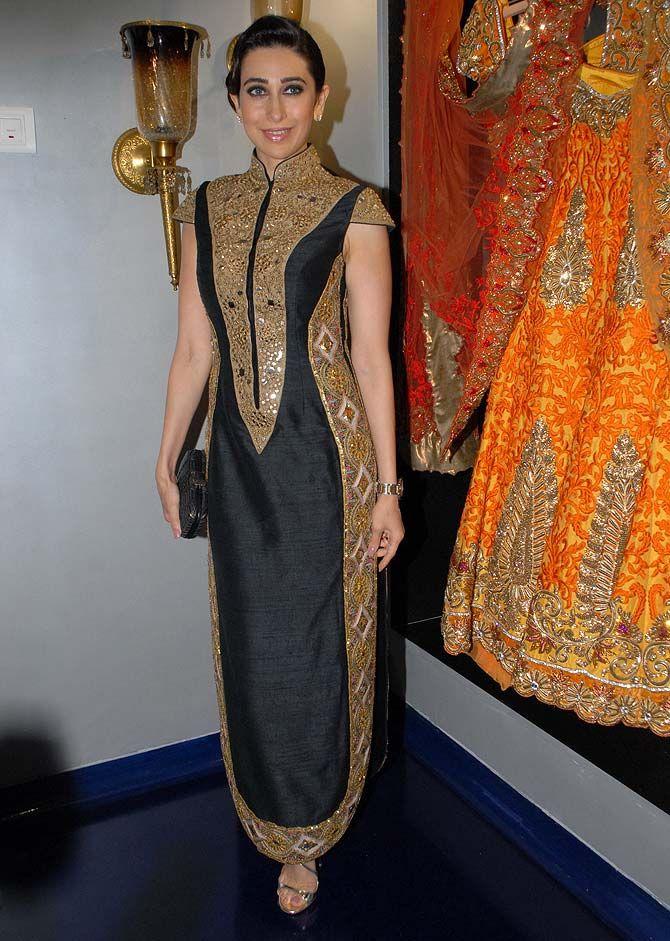 Karisma, Sunny Leone, Amrita Rao attend store launch