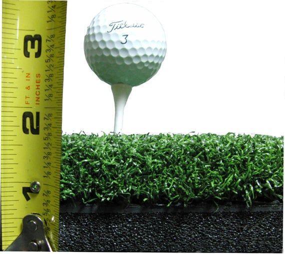 Premium Golf Mat 3 Feet X 5 Feet Ultimate Matzilla Holds A