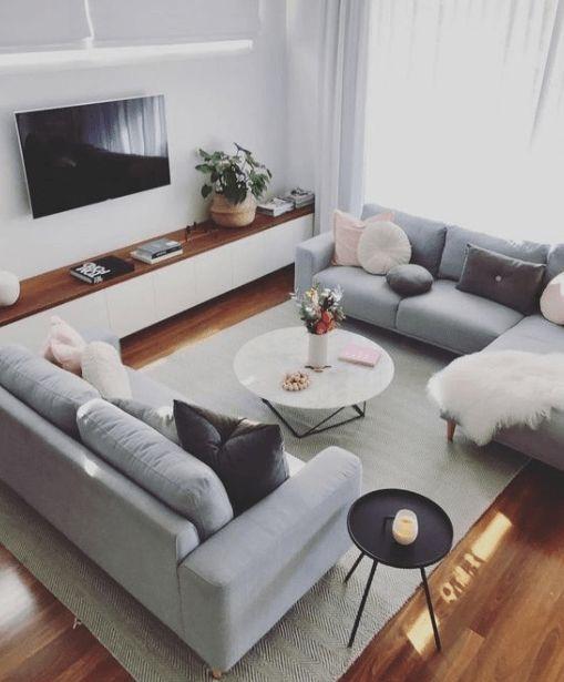 25 Ways to Increasing Your Morning Mood with Living Room Decoration #eweddingmag #HomeDecorationIdeas #HomeInteriorDesign #livingroomdecorationideas