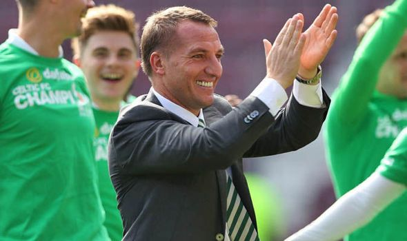 Brendan Rodgers tipped to be next Arsenal manager