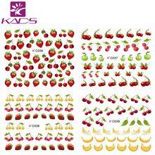 C036-047 Летние фрукты фиолетовый и банан вода ногтей передача наклейки на ногти наклейки для женщин ногтей наклейка наклейка ногтей искусство(China (Mainland))