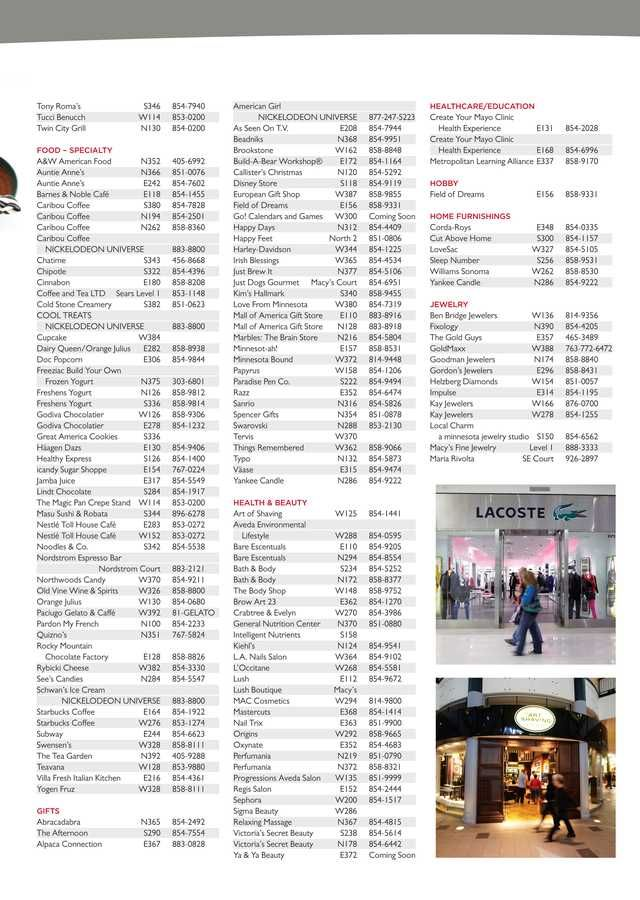 Bloomington Minnesota - 2013 Visitors Guide - Page 27