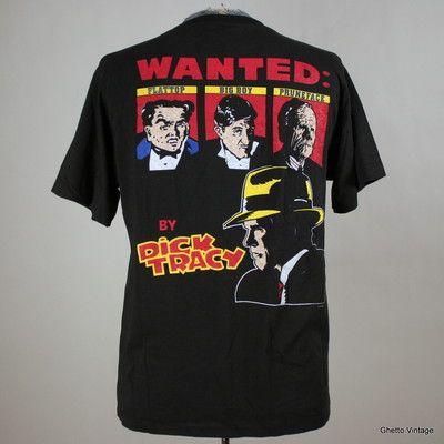 Dick Tracy Shirt 22