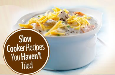 One of the biggest resources for slow cooker recipes we've seen!! SO perfect for fall! | via @SparkPeople #slowcooker #comfortfood