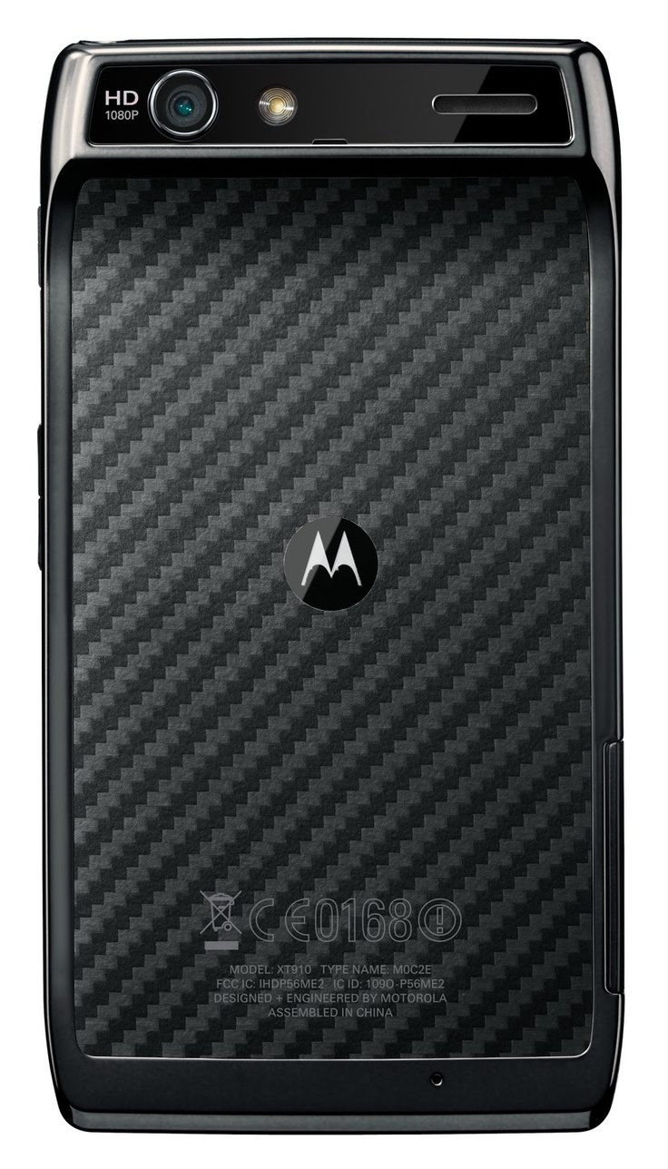 MOTOROLA CZ Blog: Motorola RAZR