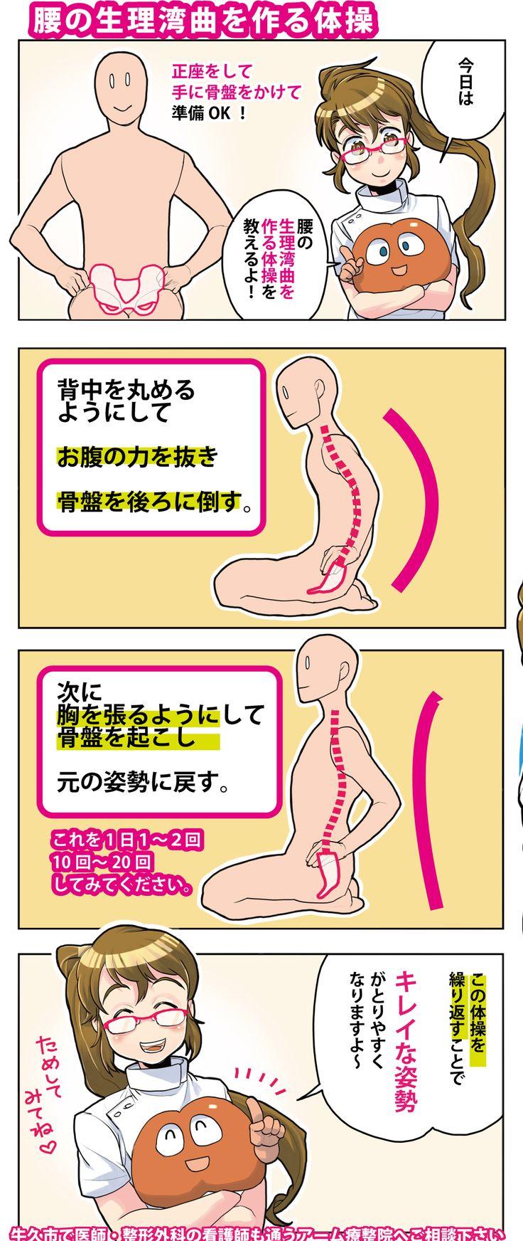 無料で出来る腰痛予防体操 ストレッチ これでギックリともサヨウナラ
