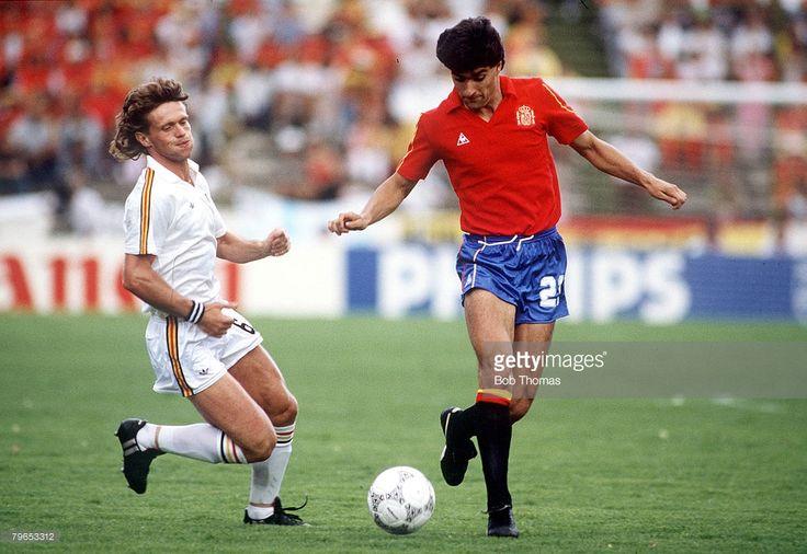 1/4f: Spain - Belgium 1:1 (e.t.). pen. 4:5