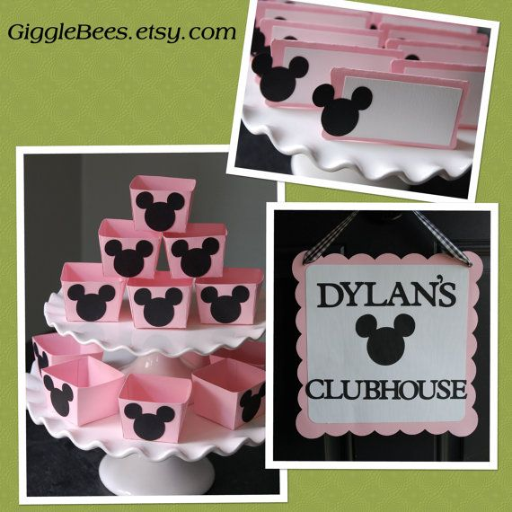 22 best Mickey Mouse Minnie Mouse Party images on Pinterest