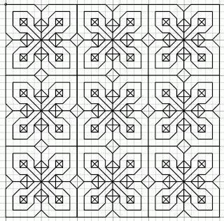 1367 best Blackwork Patterns images on Pinterest