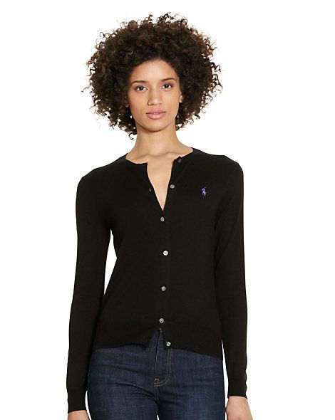 Polo Ralph Lauren - Cardigan in cotone Pima