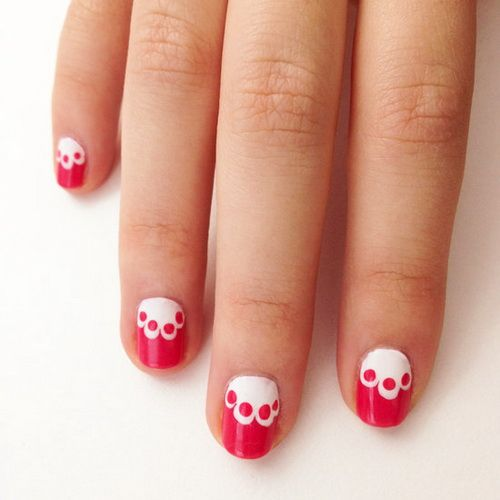 easy designs for nails Easy Nail Designs for Short Nail