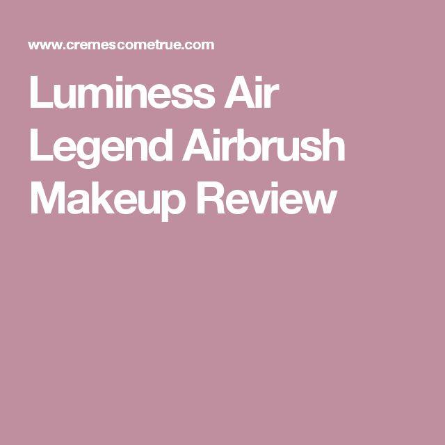 Airbrush Makeup Reviews Pinterest\'te hakkında 1000\'den fazla fikir ...