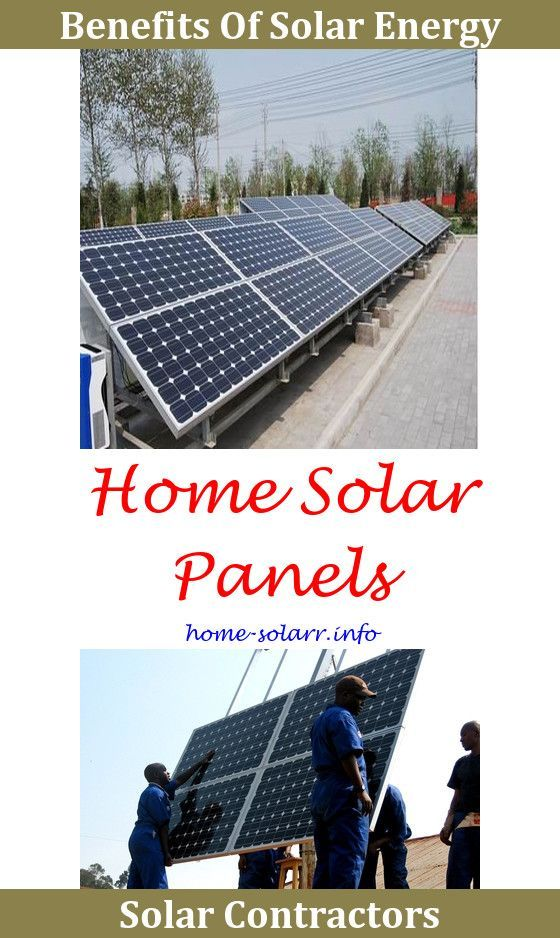 Can You Install Your Own Solar Panels For Home Pinterest Pive And