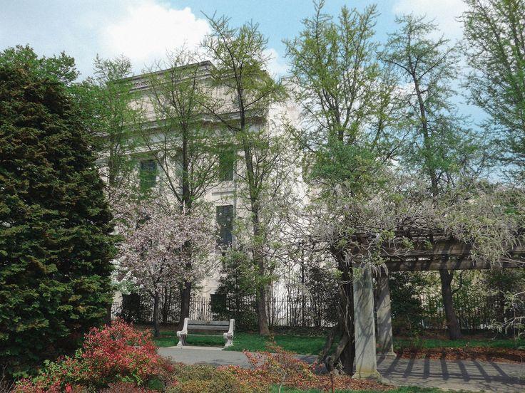 Brooklyn Botanic Garden in May, New York | TRAVELOGUE.no