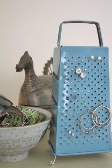 Cute earring rack