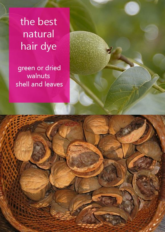 How to #naturally #dye your #hair