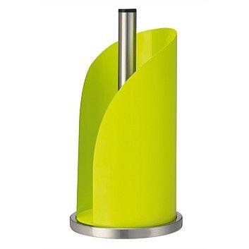 Kitchen Utensils & Cooking Prep - Briscoes - Avanti Green Paper Towel Holder  30% - 27.99