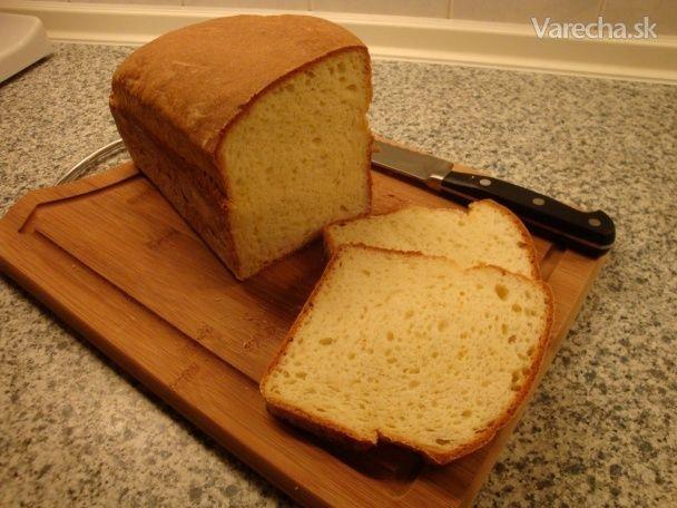 Chutný bezlepkový chlieb (fotorecept) - Recept