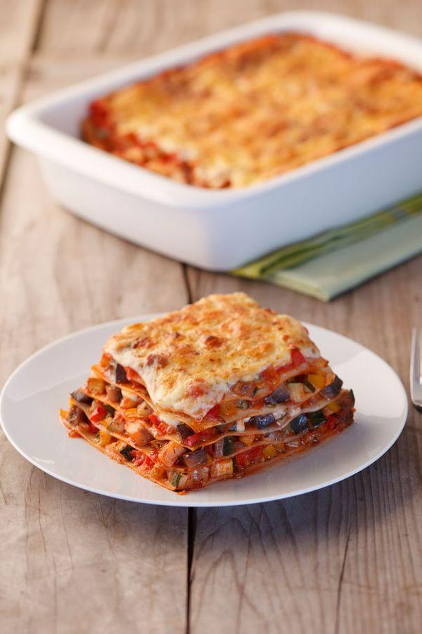 Gemüselasagne                                                                                                                                                                                 Mehr (best food recipes)