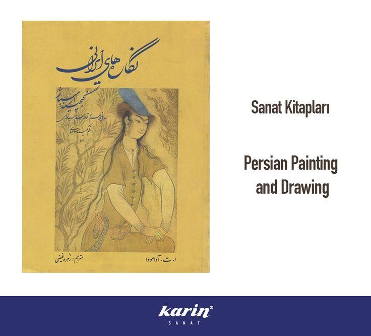 Sanat Kitapları http://www.karinsanat.com/persian-painting-and-drawing  #karinsanat #sanatkitapları #minyatür #artbook #art