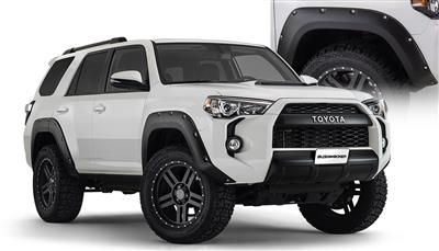 4Runner Pocket Style Fender Flare 1-1/2 inch Tire Coverage - Matte Black 2014+ (Set of 4) [30921-02] - $502.99 : Pure 4Runner Accessories, Parts and Accessories for your Toyota 4Runner