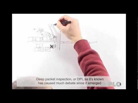 Internet Governance Lite - Deep Packet Inspection (DPI) (with caption) - YouTube