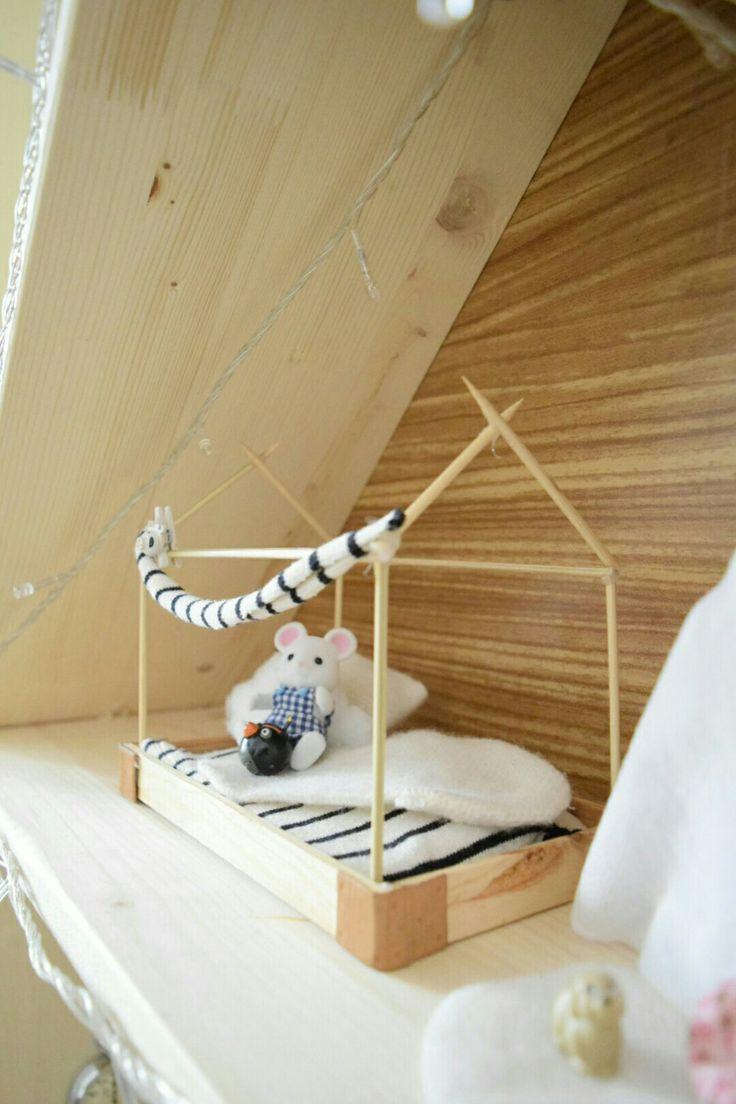 #sylvanian #diy #dollhouse #miniatures #sylvanianfamilies #mousehouse #roomforkids #kidsroom #room #moder #kids