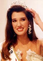 Miss SA - 1990 - Suzette van der Merwe