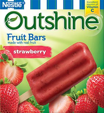 Outshine® Strawberry Package