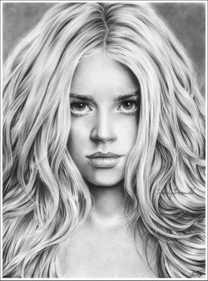 this is a pencil drawing you tell me??! My goodness, I thought it was a photo!! :o Amazing talent
