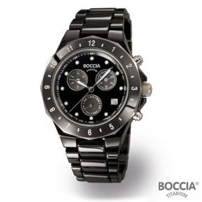 Boccia Titanium Herrenuhr 3768-02