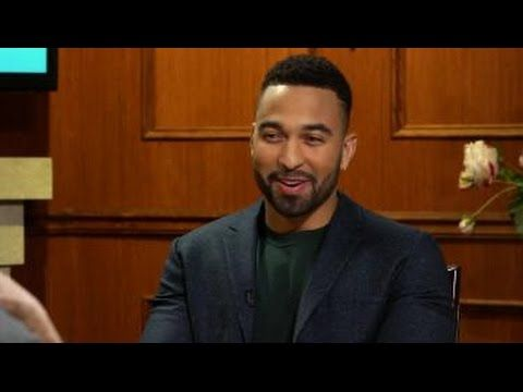 "Matt Kemp on ""Larry King Now"" - Full Episode available in the U.S. on Or..."