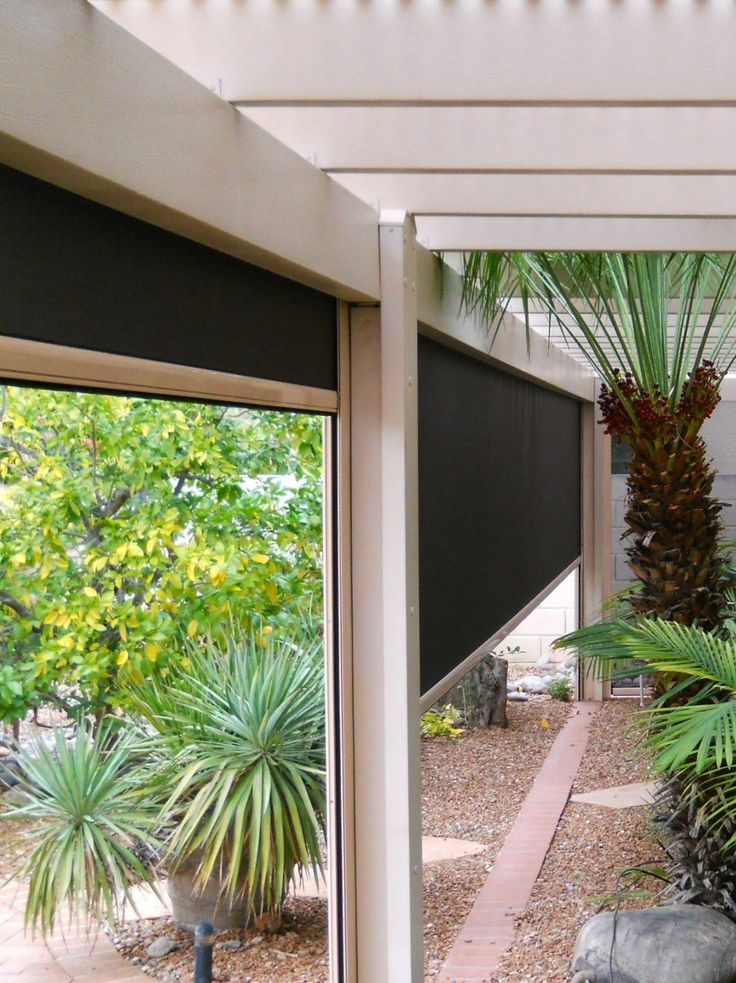 83 Best Privacy Solar Shades Sun Wind Protection And Privacy Images On Pinterest Solar